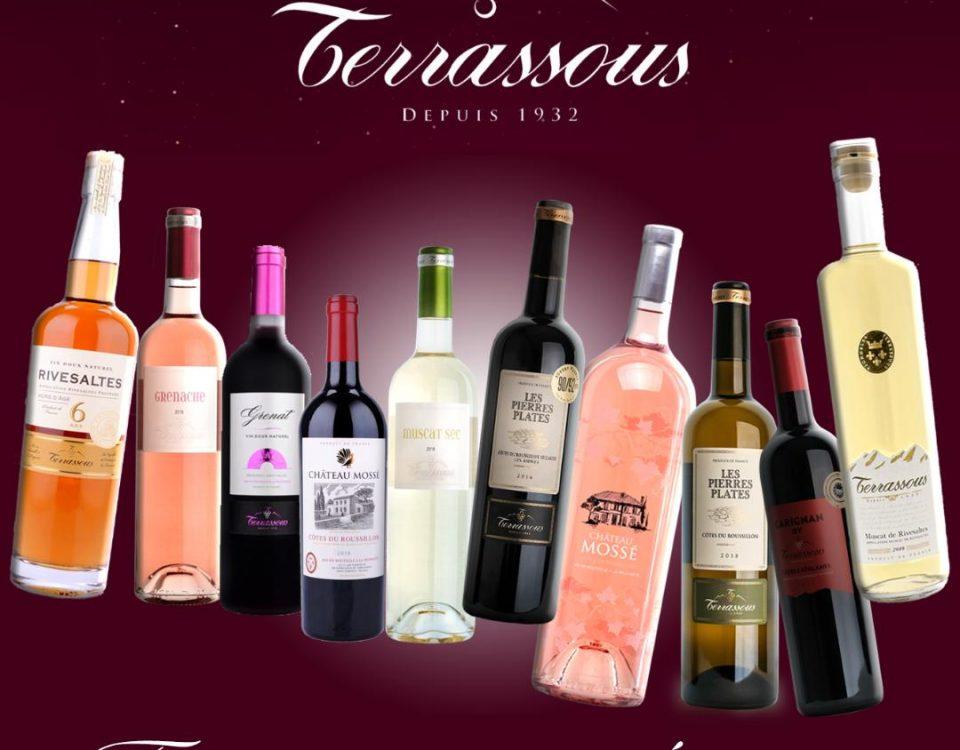La foire aux vins des vignobles Terrassous d'automne 2019