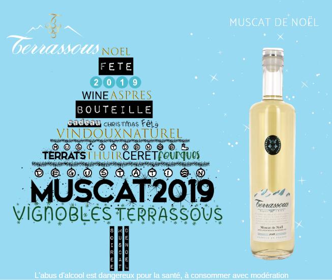 Muscat de noël 2019 by Terrassous